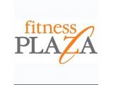 """Логотип """"Fitness-plaza"""", фитнес-центр"""