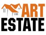 Логотип Art estate, агентство зарубежной недвижимости
