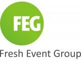 Логотип Fresh Event Group, праздничное агентство