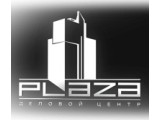 Логотип Plaza, офисный центр