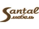 Логотип Santal, салон мебели