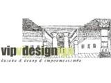 Логотип Vip-дизайн, ООО, студия дизайна и ремонта