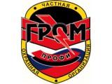 """Логотип ООО ЧОО """"Гром-Профи"""""""
