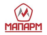 Логотип Мапарм, ООО