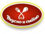 """Логотип Столовая """"Вкусно и сытно"""""""